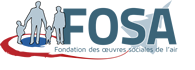 logo Fondation des Oeuvres Sociales de l'Air (FOSA)