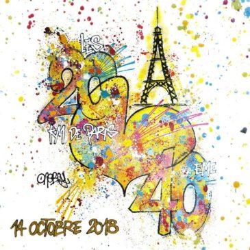 Courez les 20km de Paris pour la Fondation des Œuvres sociales de l'Air (FOSA)